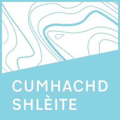 cumhachd shleite logo
